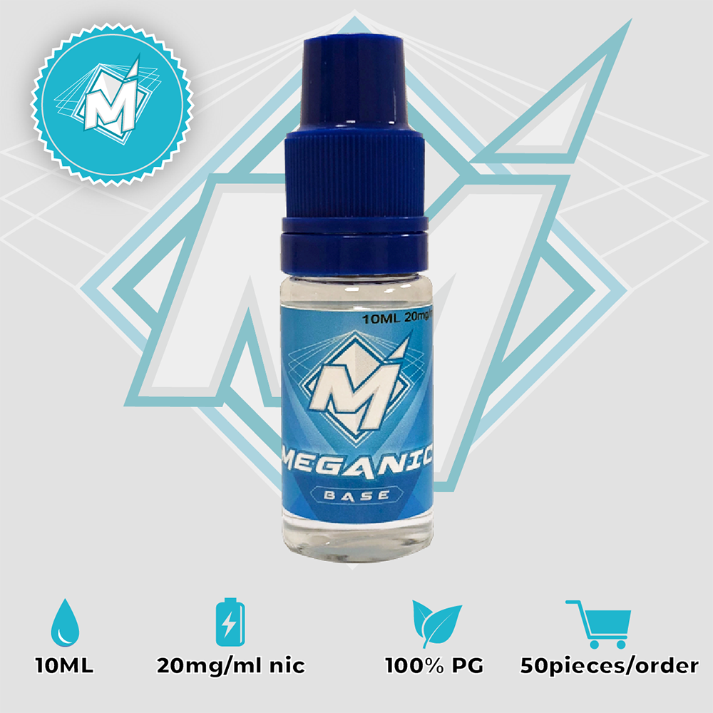 Meganic-buy-cheap-10ml-20mg-100pg-nicotine-booster-for-eliquids-use-for-ecigs-electronic-cigarette